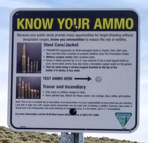 Know your ammo