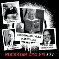 The Rockstar CMO F'in' Marketing Podcast