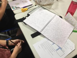 ASB writing
