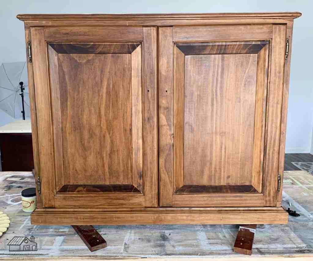 Kitchen Wood Cabinet