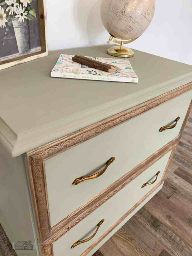 File cabinet top