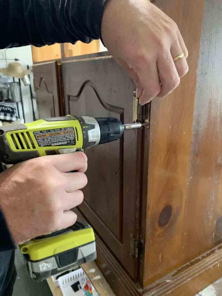 Removing Doors