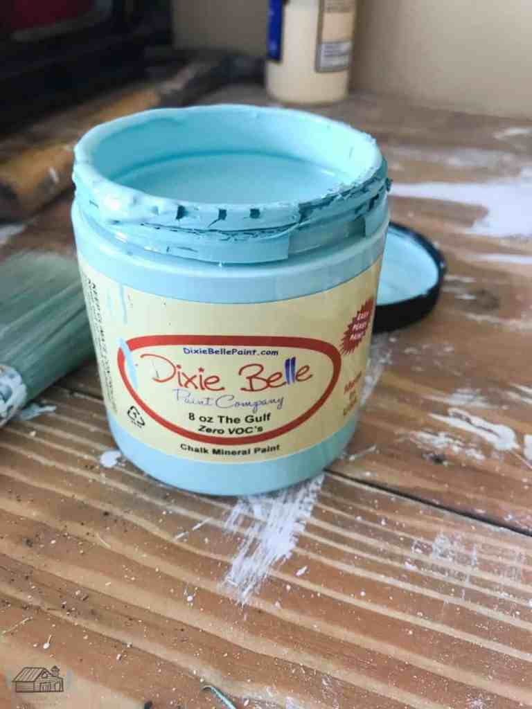 Jar of Dixie Belle Gulf