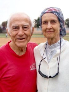 Walt and Erva Coffman, September 3, 2001