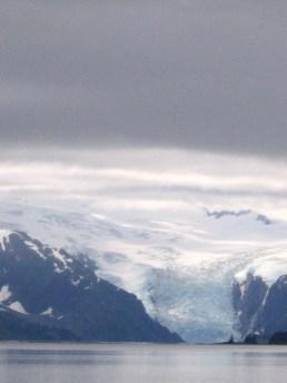 Alaskan glacier - Summer 2007