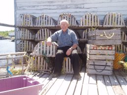 Great Uncle Ambrose - Summer 2005