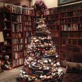 A Bookmas tree!