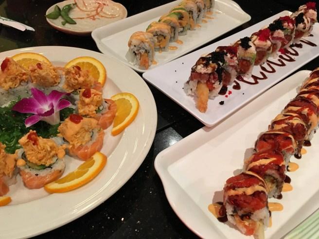 Domo Sushi in Santee