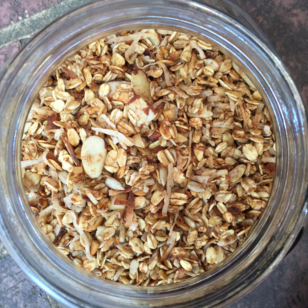 Touch of Honey Granola