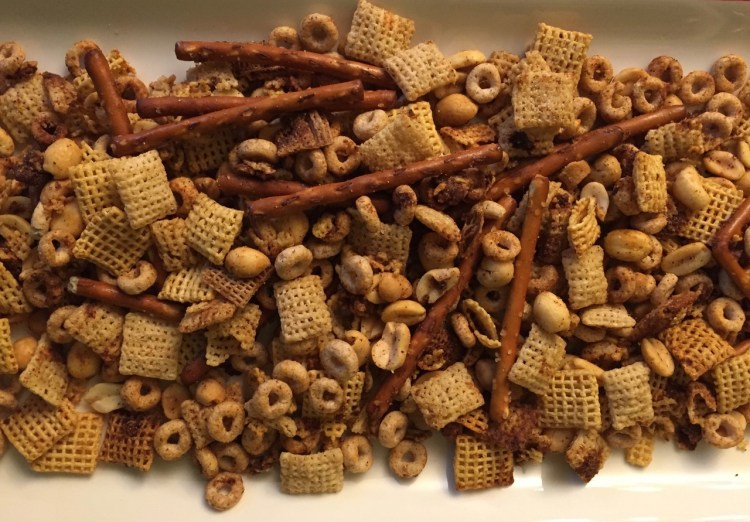 Better than the Original Chex Mix