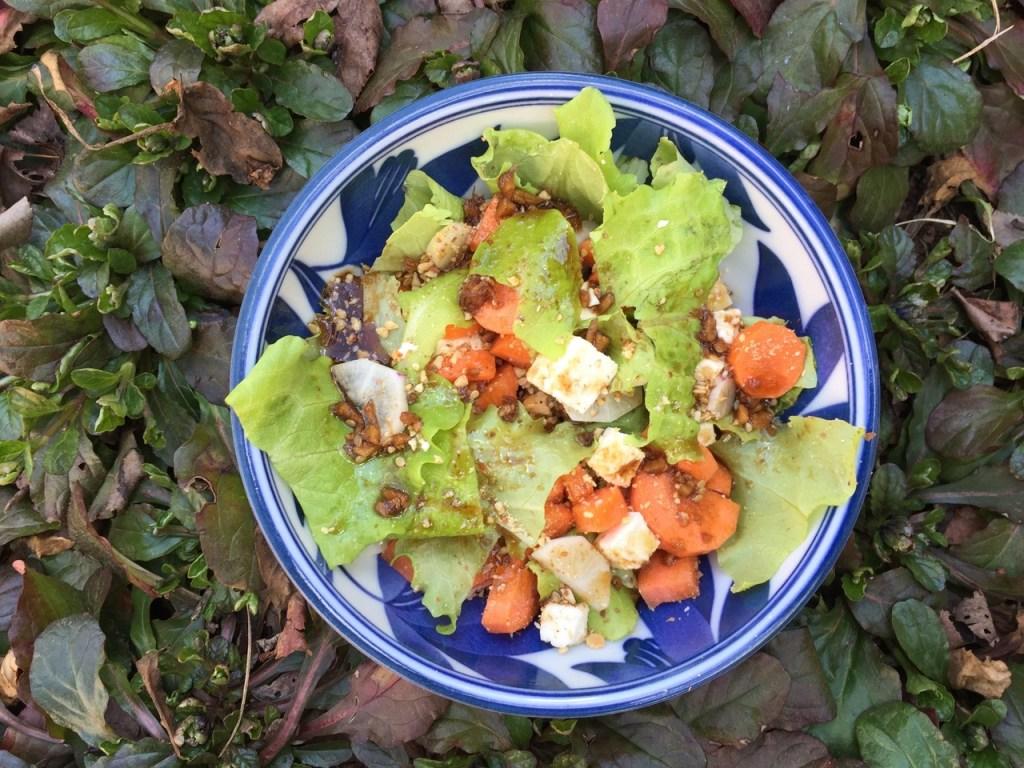 ginger sesame salad dressing