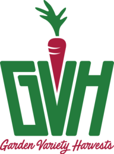 garden variety harvests logo