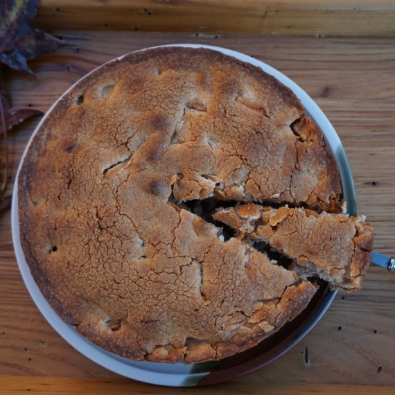 Easier Than Pie Apple Cake
