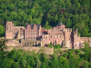 Heidelberg Castle today