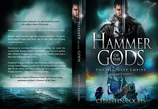 Hammer of the Gods full cover