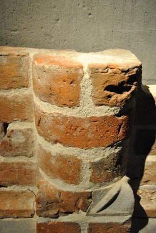 Brick column
