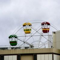 Our world: Ferris wheels in Nagoya, Japan