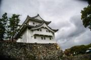 Watchtower at Nagoya castle.
