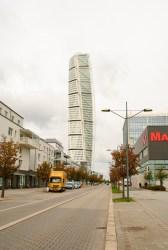 Turning Torso in Malmö.