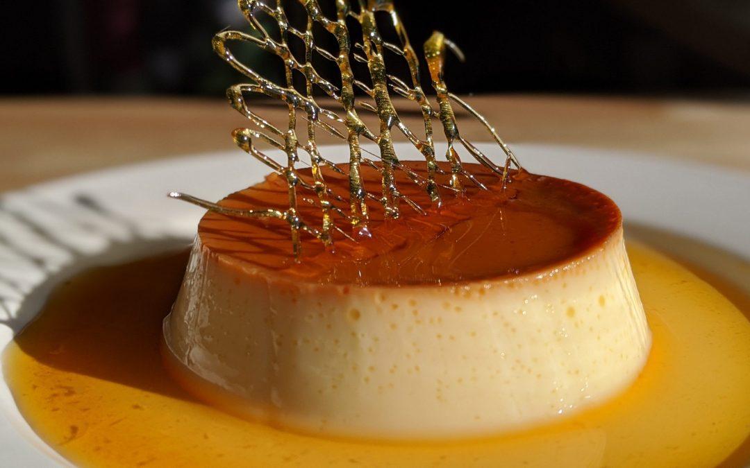 Flan caramel (crème caramel)