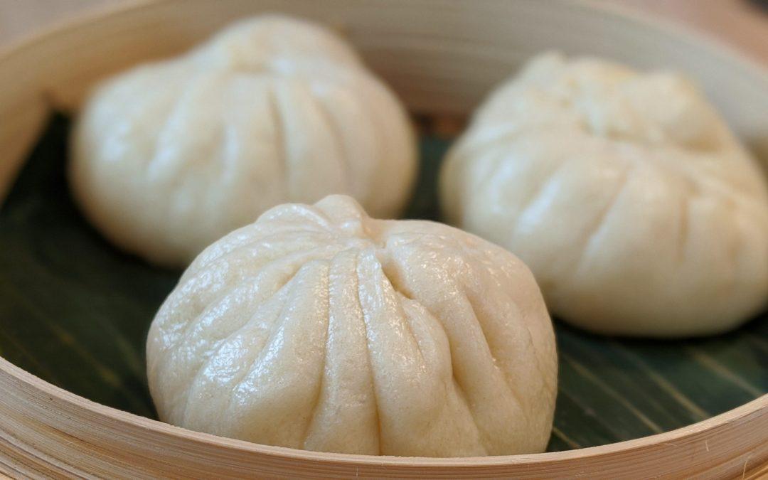 Banh bao (brioche vietnamienne cuite à la vapeur)