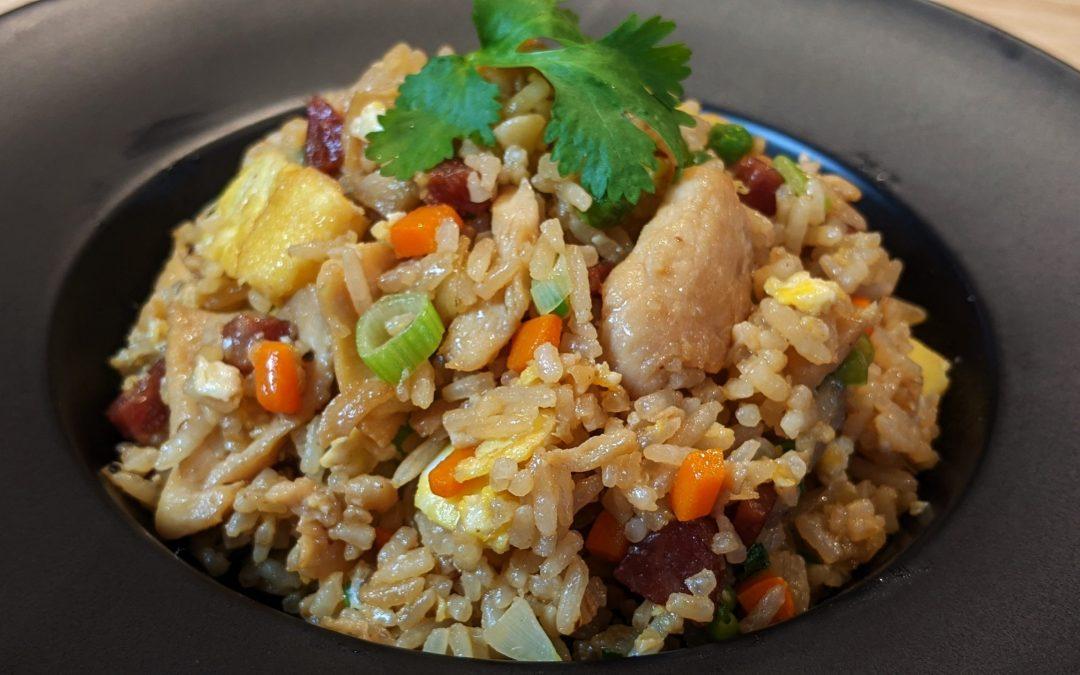 Riz frit chinois