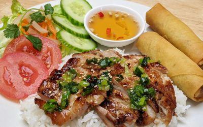 Poulet grillé vietnamien