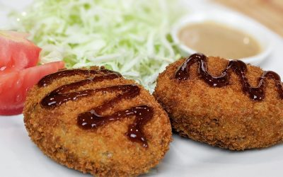 Croquettes japonaises (Korokke)