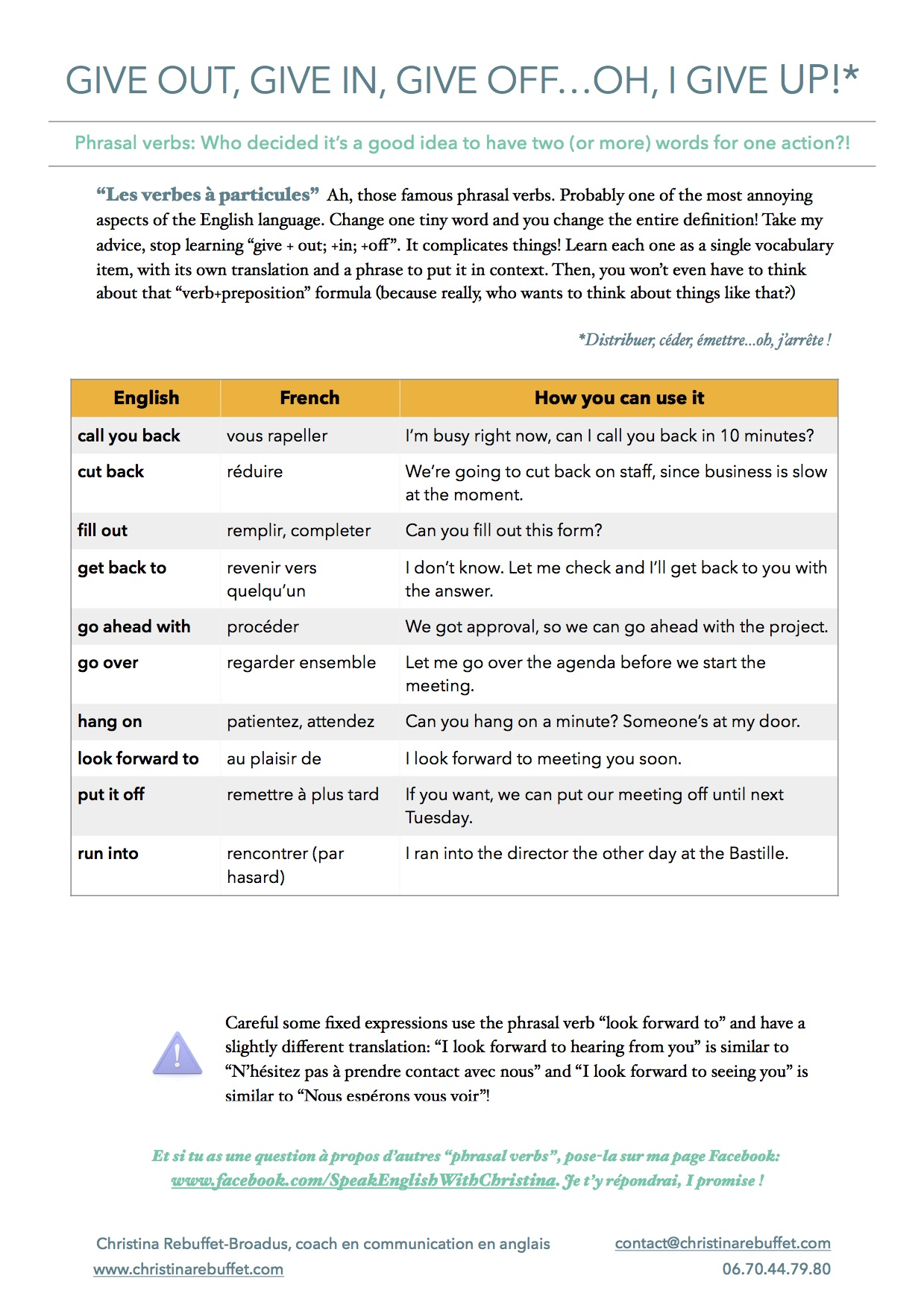 Here Are Your English Worksheets