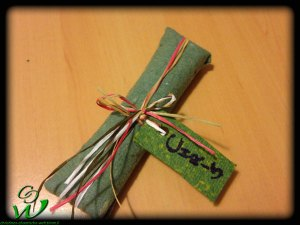 Geschenkspapier