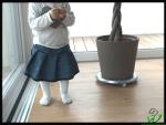 DIY upcycling KinderRock