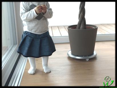 DIY KinderRock Tragebild