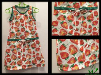 Sporty-Erdbeer