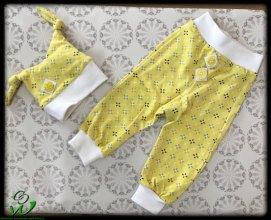 Weisat für Neffen in gelb