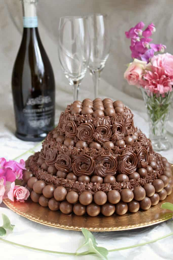Versatile Maltesers Chocolate Cake Harry Potter Theme For A Birthday Or Many Other Celebrations Christina S Cucina