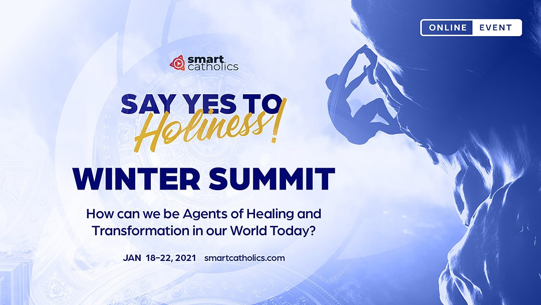 FREE Say Yes to Holiness Winter Summit Starts Monday!