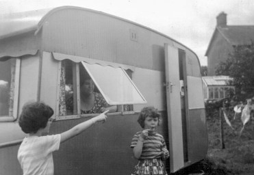 Caravan at Culgaith