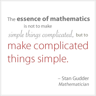 Image result for benefit of learning mathematics quote