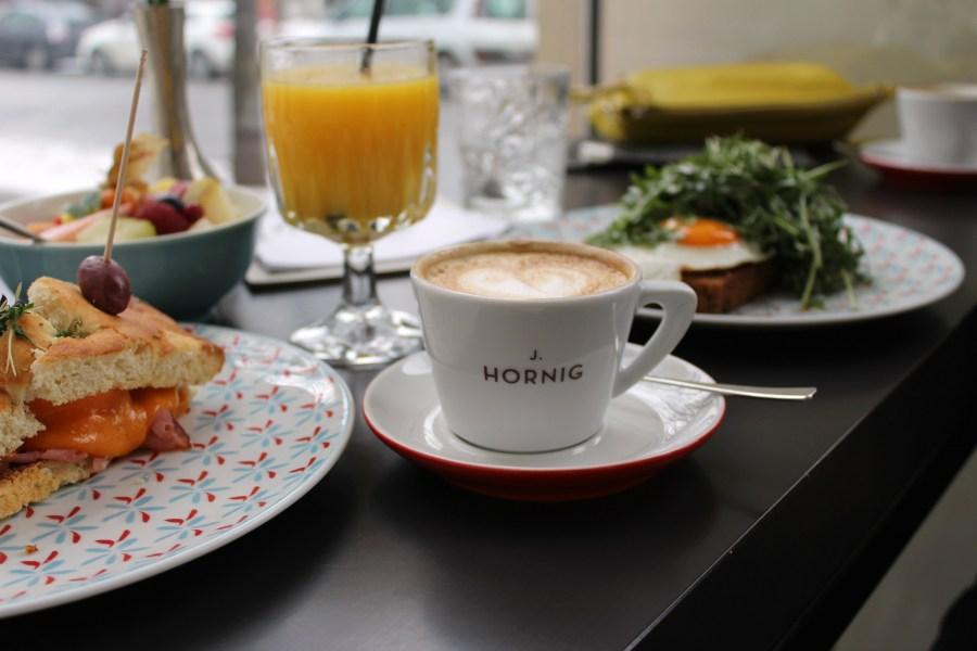 Brunchen im Café Promenade Graz