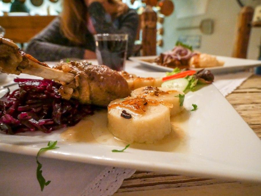 tschechische Küche Prag Restaurants in Prag