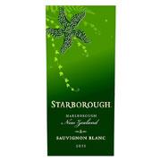 Photo of the label for Starborough Sauvignon Blanc 2011