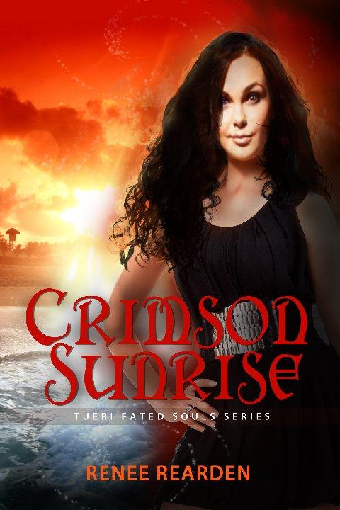 Cover for Crimson Sunrise, a novel by Renee Reardon