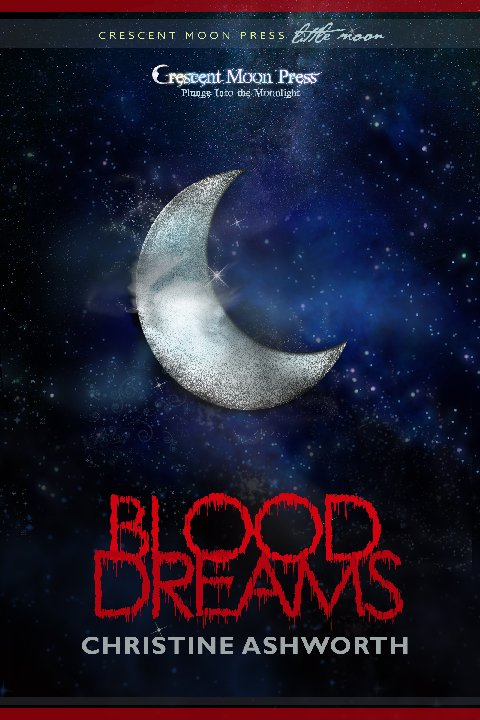 Cover for Christine Ashworth's Blood Dreams Short Story