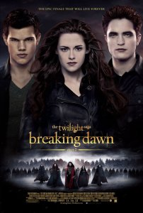 Poster for Breaking Dawn 2