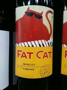 Fat Cat Merlot