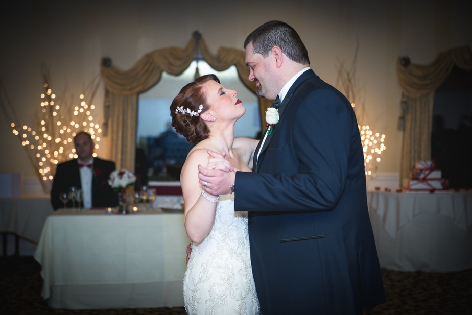 Amy and Brig Married:  Dutchess Manor