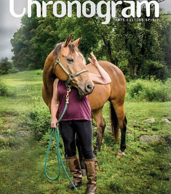 Chronogram April 2015 Cover