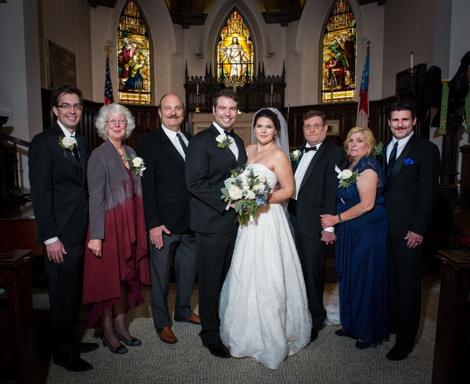 Hudson Valley Wedding, St. Philips Church, Garrison, NY