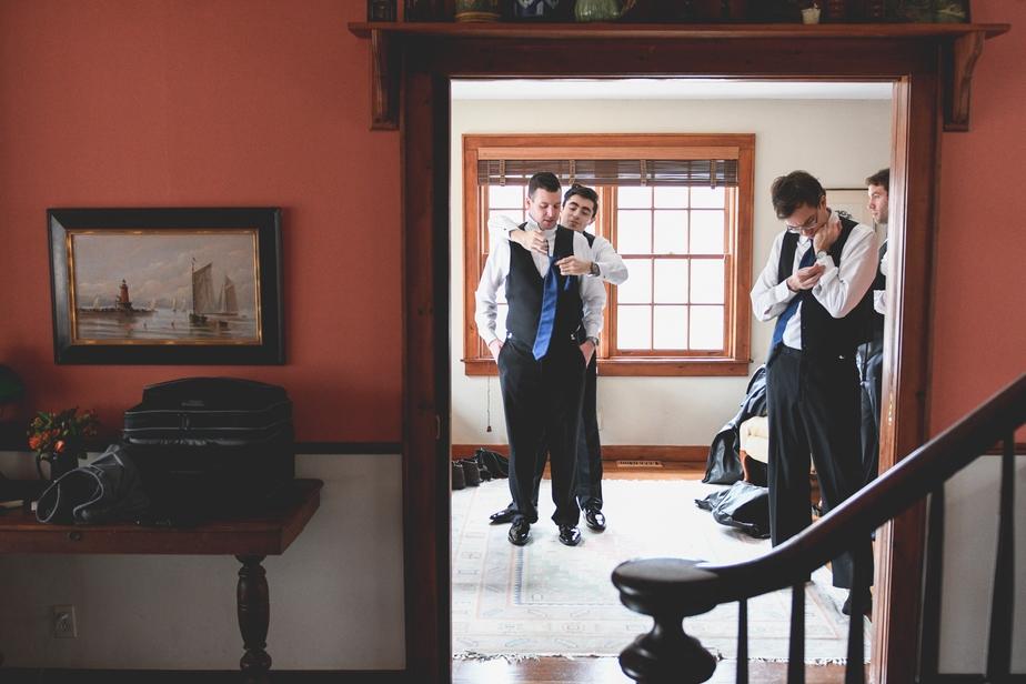 Hudson Valley Wedding, Garrison, NY