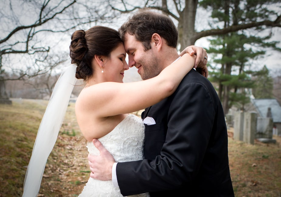 Megan & Patrick's Hudson Valley Wedding, St. Philips Church, Garrison, NY